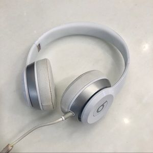 Accessories - Beats by Dre Solo Headphones - White